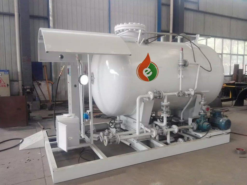 Easyfilgas tank